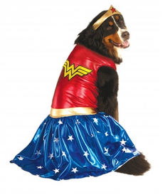Big Dogs' Wonder Woman