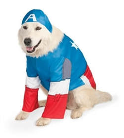 Big Dog Captain America