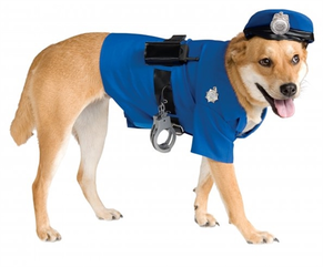 Big Dogs' Police Dog