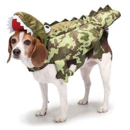 Camo Alligator Costumes